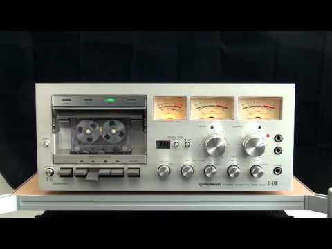 Pioneer Ct F700 Youtube