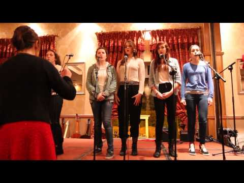 Kingston Academy Xmas Show 2013 - part 9