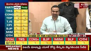 Khammam Collector about  Votes Counting Arrangements   Telangana Elections 2018