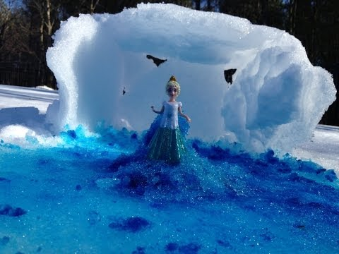 Disney Frozen Queen Elsa How To Make The Movie Disney ...