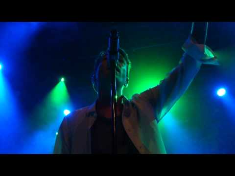 Nate Ruess & The Band Romantic -  Oceans (The Format cover), live in Utrecht