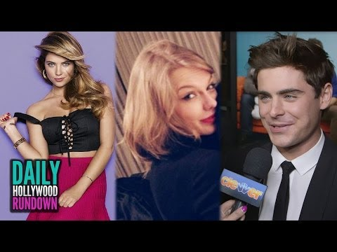 Selena Gomez Feelings on Justin Bieber Arrest! Taylor Swift & Zac Efron Reunite!
