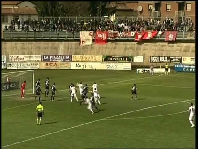 Carpi 3-1 V.Entella