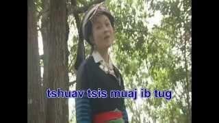 Dawb Thoj - Nuj Toog, Paj Tawg Muam Nkauj See ft. Voos Yaj