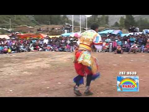 DANZA DE LAS TIJERAS EN CALLQUI CHICO - HVCA 2013 PARTE 01  (wmv)