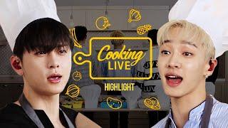 Highlight - Plz Don't Be Sad [Cooking Live]  • ENG SUB • dingo kdrama