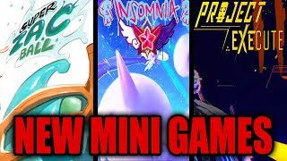 3 NEW MINI GAMES BY RIOT GAMES - League of Legends