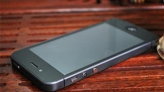 Goophone i5 Goophone i5 Lte iPhone 5 CLONE UNBOXING First LOOK