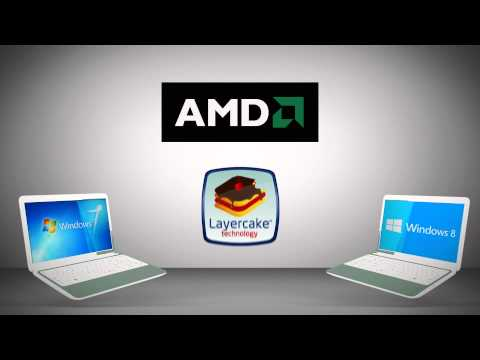 AMD Supercharges Mobile Apps to Bring More Value to Windows 8 PCs