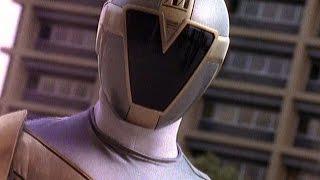 Power Rangers vs the Evil Titanium Ranger Battle | Power Rangers Lightspeed Rescue