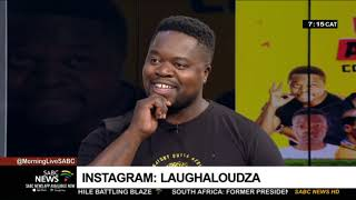 Thohoyandou hosts the Laugh Aloud Comedy night