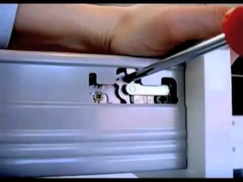 blum tandembox demontage front bij kastenkeukennl youtube