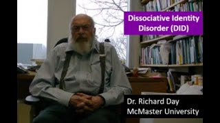 Abnormal psychology professor explains dissociative identity disorder (DID)