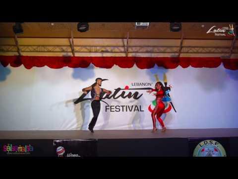 Mher & Ghinwa Show  | Lebanon Latin Festival 2016