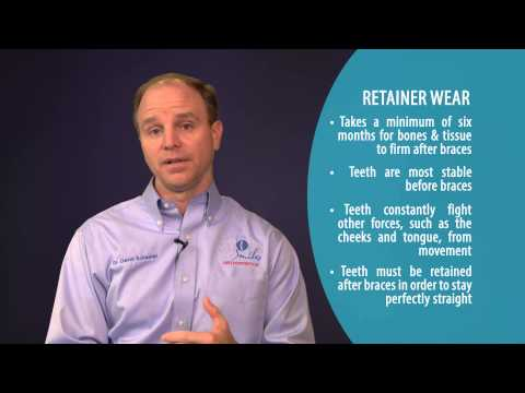 Retainer Wear | Part 1 | Orthodontic Video Production