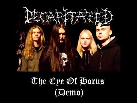 Decapitated - Blessed + lyrics (Demo 1998 )
