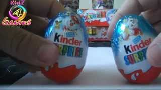Unboxing kinder surprise Egg of 2015 HD Quality Katooks Nice Snake Game Toy