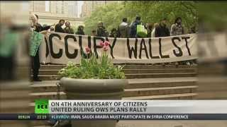 Occupy (Wall Street) to protest 4th anniversary of Citizens United  1/18/14
