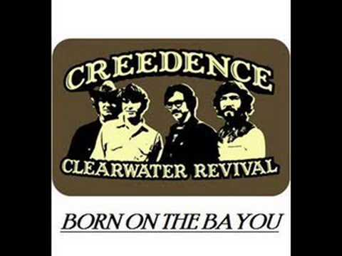 Creedence Clearwater Revival - Born On A Bayou