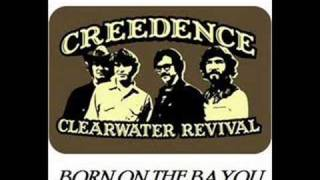 Watch Creedence Clearwater Revival Born On The Bayou video