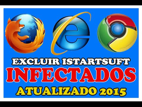 Como Excluir o ISTARSURF do Google Chrome. Mozilla Firefox. IE e outros [EXCLUSIVO]