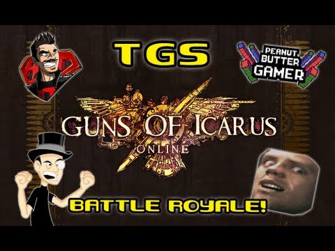 Guns of Icarus: TGS Battle Royale! (PBG POV)