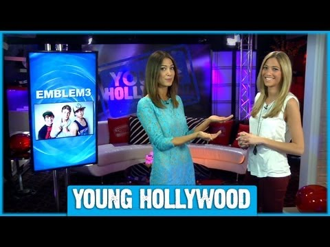 Young Hollywood Re:FRESH - Emblem3, GLEE, T.I., & More!