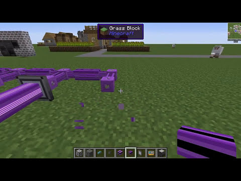Minecraft: AE2 Demo: P2P and Channels