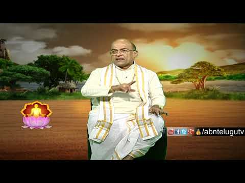 Garikapati Narasimha Rao about How to Balance Sadness and Happiness | Episode 1455 | ABN Telugu