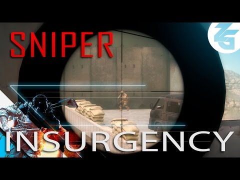 Insurgency: Snipando Like A Boss video