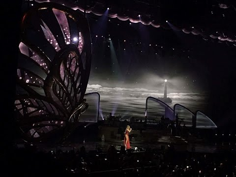 Mariah Carey at Caesars Palace Las Vegas [HD] (06/07/2016)