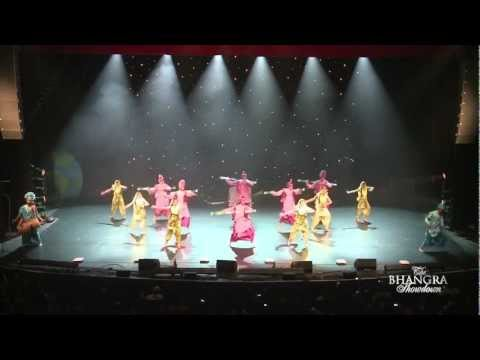 Bhangra Empire  The Bhangra Showdown 2012 video