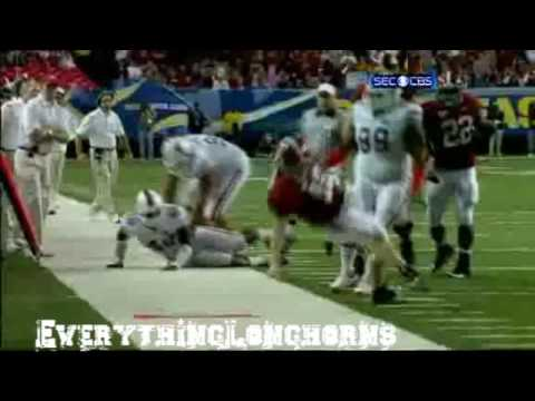 2010-2009 BCS College Football National Championship - Texas Longhorns vs. Alabama Crimsontide Video