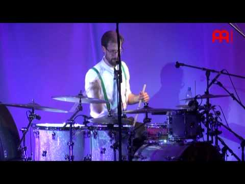 MEINL DRUM FESTIVAL 2012 - Benny Greb / Drio - Full Drum Solo Music Videos