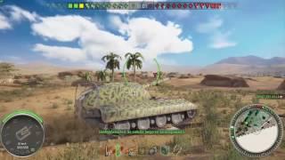 Artilleria parte 5 World of Tanks Console Xbox One