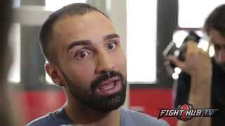 Paulie Malignaggi feels style is underrated, talks Memo Heredia, getting respect & Danny Garcia