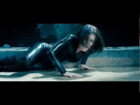 UnderWorld Awakening (SPOILERS) - Selene vs. the Uber-Lycan HD/HQ