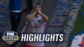 Hamburg SV vs. Mainz | 2016-17 Bundesliga Highlights