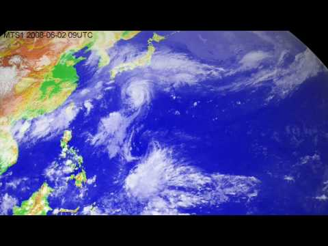 The 2008 typhoon season in the western North Pacific