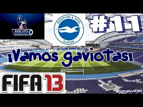 FIFA 13 Modo Carrera Brighton #11 | Nuevos fichajes y pretemporada