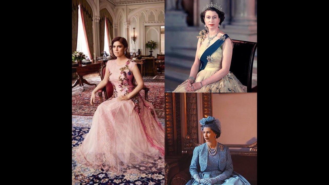 New Princess Eugenie Photos Released Recreates