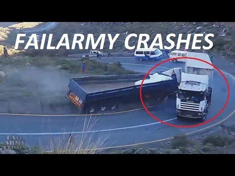 FAIL   Car Crash Compilation 2016 July   FailArmy Crashes