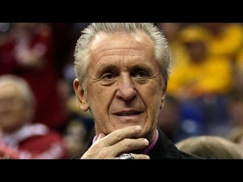 Pat Riley's Other Master Plan: Trademarking 'Three-Peat'