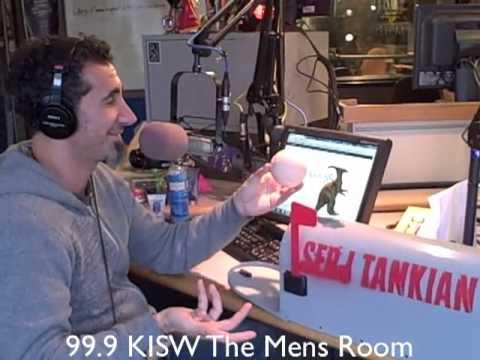 Serj Tankian gets his mail
