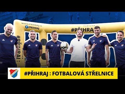 Fotbalová střelnice v Ostravě