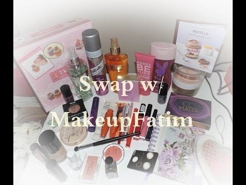 [VLOG] Swap with MakeupFatim