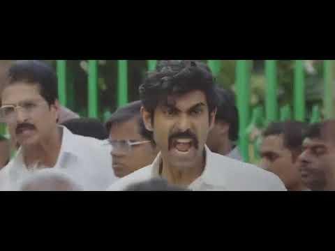 Making Of  Rana Daggubati as Nara Chandrababu Naidu-NTRMahanayakudu thumbnail