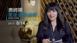 08/14-08/20|星座運勢週報|唐綺陽
