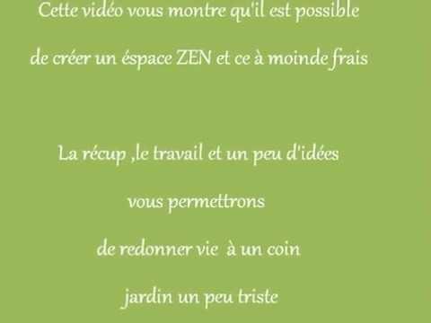 Jardin zen petit prix youtube - Dutronc petit jardin youtube limoges ...
