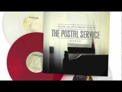 The Postal Service - Turn Around [OFFICIAL TRACK] (not the video)